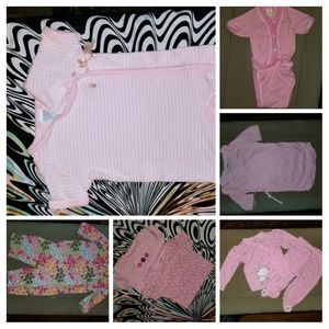 NWOT - Bundle Carter's (& others) Onesies